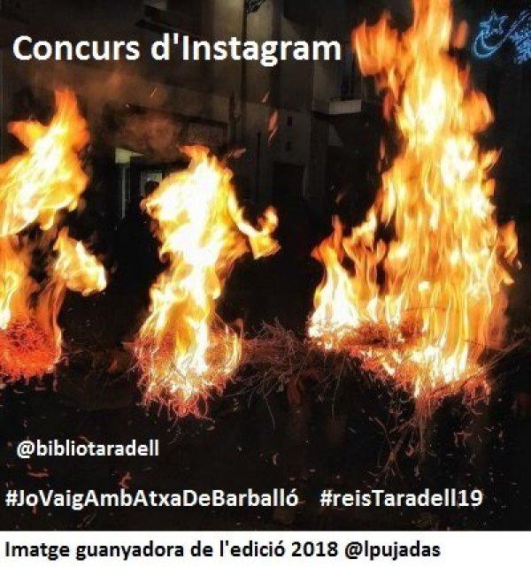 Tercera edició del concurs d'Instagram #JoVaigAmbAtxaDeBarballó