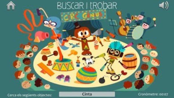 Descarrega't l'app infantil Bibliojuga amb el Gènius