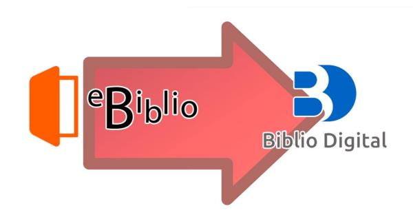 L'eBiblio es transforma en la Biblio Digital
