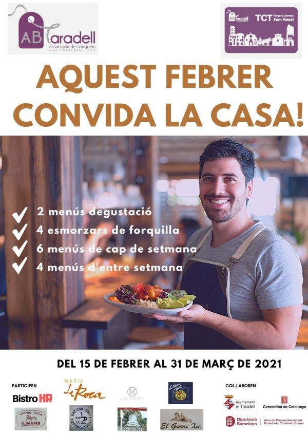 Cartell campanya ABT restaurants