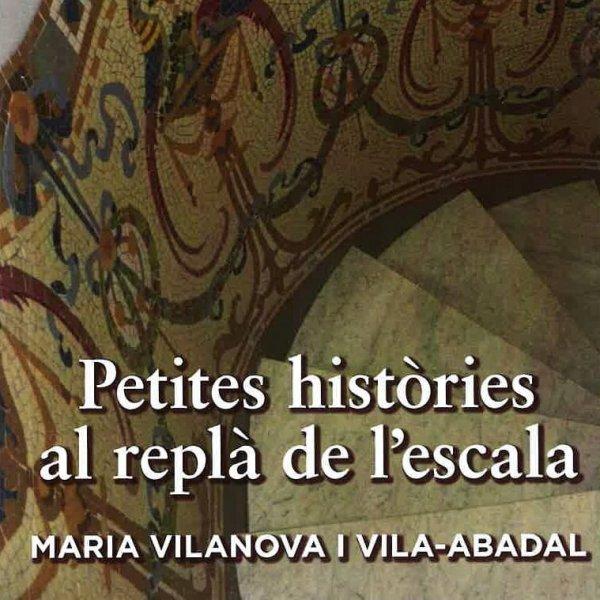 'Petites històries al replà de l'escala' de Maria Vilanova i Vila-Abadal, al Club de Lectura del mes de març