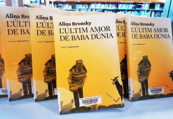 'L'últim amor de Baba Dúnia' al Club de Lectura del mes de setembre