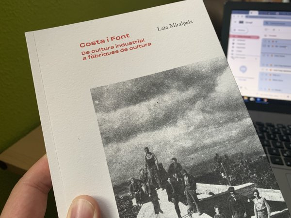 Llibre Costa i Font