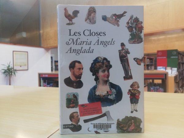 'Les Closes', al Club de Lectura del mes de setembre