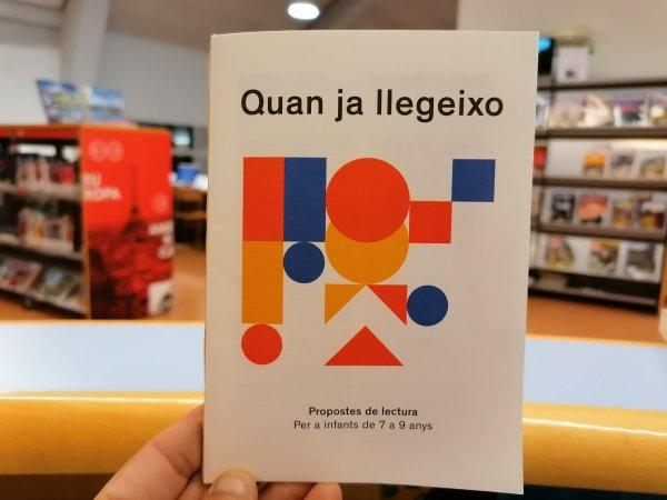 Guia de lectura: 'Quan ja llegeixo' elaborada pel grup de treball 1zonaLiJ