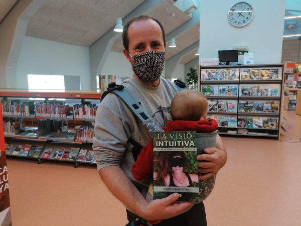 Jordi Imbert presentarà dijous el llibre 'La visió intuïtiva' a la Biblioteca