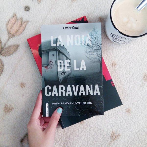 Club de Lectura Jove: 'La noia de la caravana' de Xavier Gual