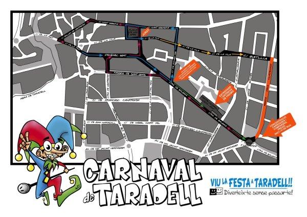 Mapa Rua Carnaval 2019