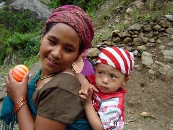 Envia'ns fotografies del teu viatge al Nepal