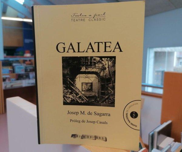 Club de Lectura: 'Galatea' de Josep Maria de Sagarra