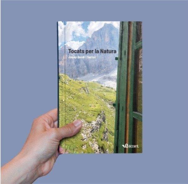 Presentació del llibre 'Tocats per la natura' de Jordi Gordi