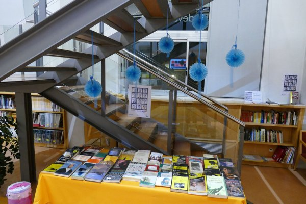 La Biblioteca de Taradell col·labora amb La Marató de TV3