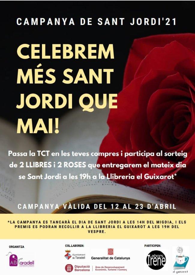 Campanya ABT Sant Jordi