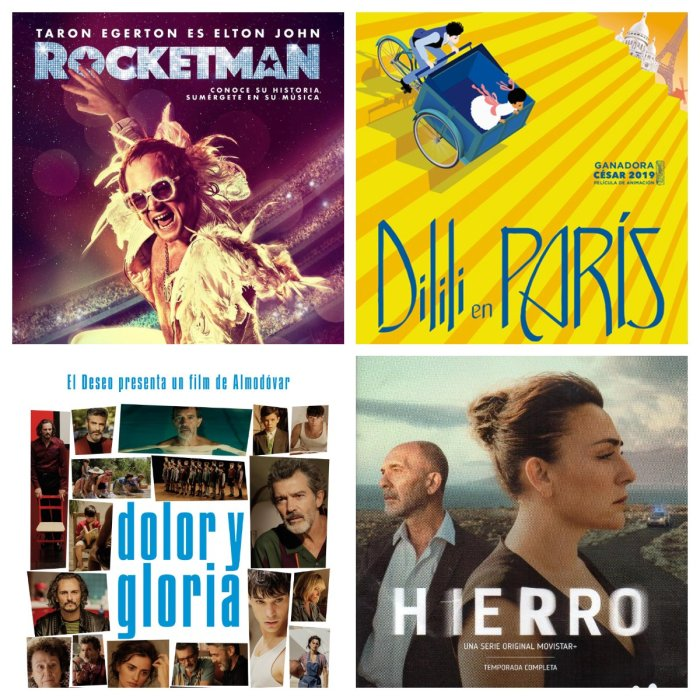 Novetats Cinema 2020