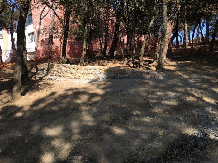 Sediment de terres de les Pinediques 3