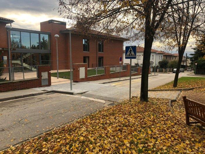 Millora entrada Residència Vilademany (4)