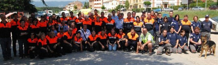 Protecció Civil Voluntaris TAradell