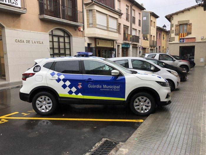 Vehicle Guàrdia Municipal