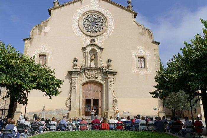 FOTOS: acte institucional a Taradell amb motiu de la Diada Nacional de Catalunya
