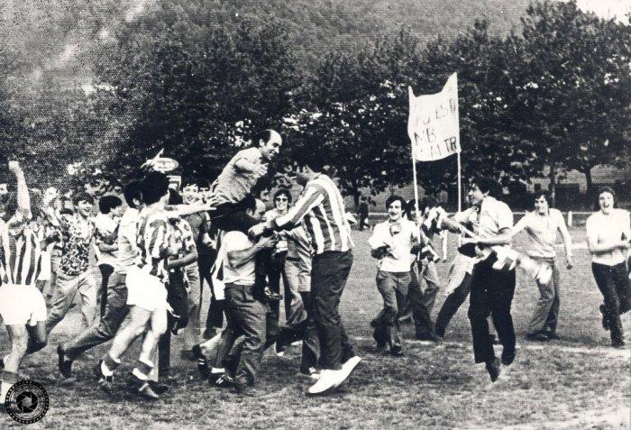 L'ascens a Primera Regional de l'any 1973