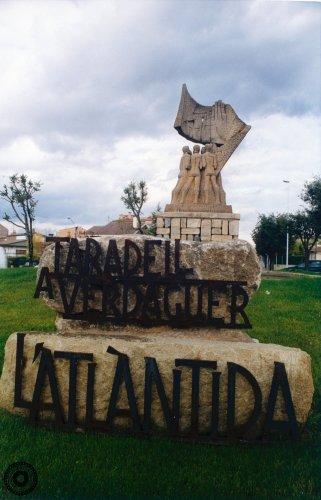 Monument a L'Atlàntida