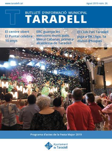 Butlletí d'Informació Municipal Taradell, núm. 26