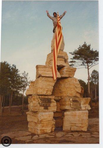 Monument a l'expedició a l'Everest