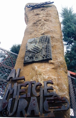 Monument Al metge rural