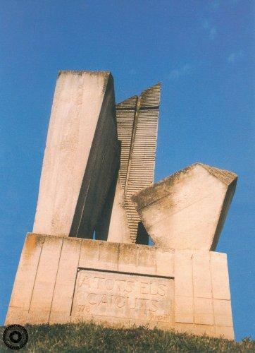 Monument A Tots els Caiguts