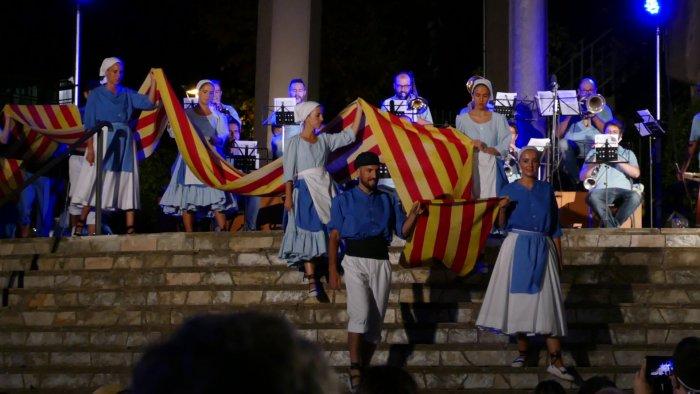 GALERIA DE FOTOS: pregó de festa major amb Xavier Albert i proclamació de la nova pubilla