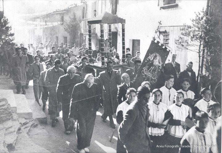 Processó de Sant Sebastià
