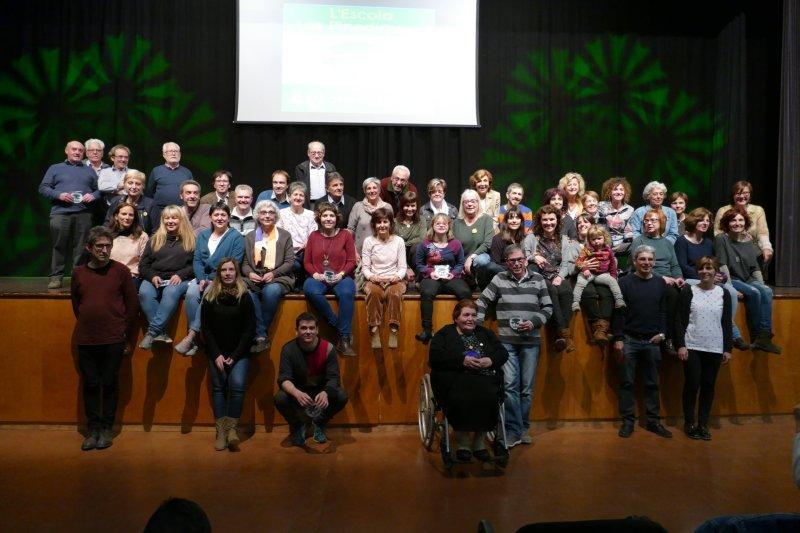 Grup_Presentació documental 40 anys Pinediques