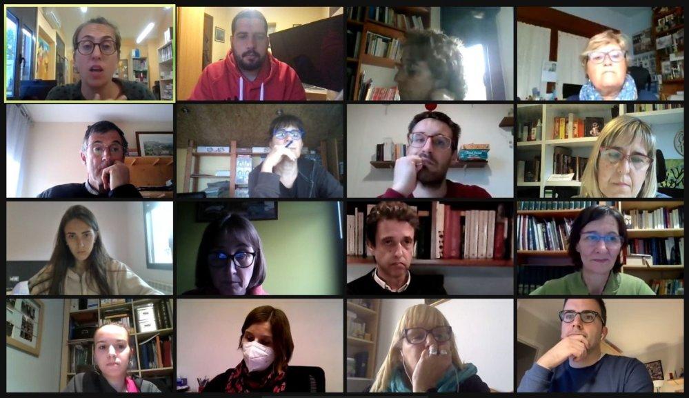 Taller per vídeo conferència sobre el certificat digital