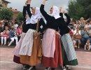 FOTOS: L'Esbart Sant Genís al País Basc