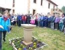 Unes 200 persones descobreixen el patrimoni cultural de Taradell