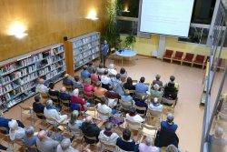 Torna el cicle 'Taradellencs pel món' a la Biblioteca de Taradell