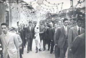 65 anys de la visita de la Mare de Déu de Fàtima a Taradell