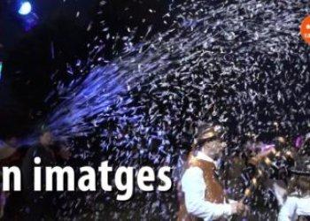 VÍDEO. Reportatge del Canal Taronja sobre el Carnaval
