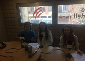 Tercer 'Instinews' del curs a Ràdio Taradell