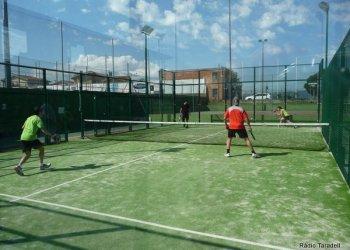 El Parc d'Esports obrirà dilluns les pistes de tennis i pàdel