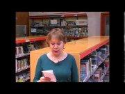 Tatiana Zolothukina llegeix el poema en rus