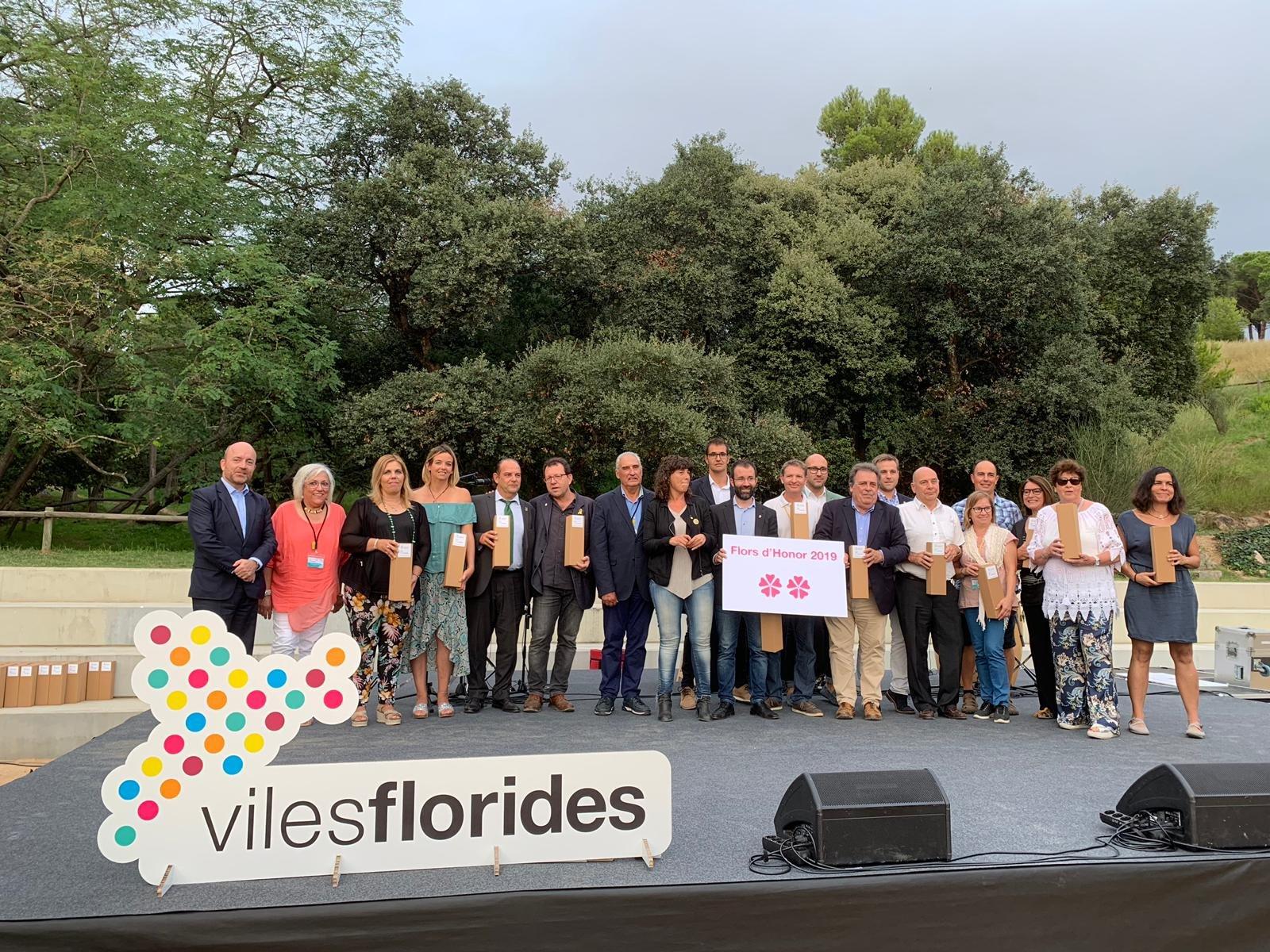 Taradell - Viles Florides Flors d'Honor 2019 - Mercè Cabanas
